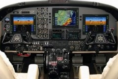 turbo-king-air-blackhawk-interior